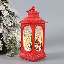 Christmas Decorations, Santa Claus Elk Snowman
