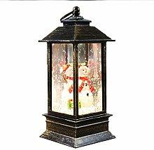 Christmas Decorative Lantern, 5'' Tall