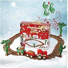 Christmas Express Train Toy Set, Hunpta Railway