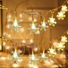 Christmas garlands, Low string lights, Clear cable