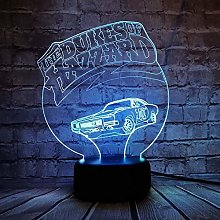 Christmas Gift 3D Lamp Night Light 3D Lamp Light