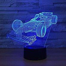 Christmas Gift 3D lamp Night Light Optical Night