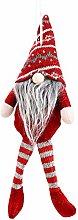 Christmas Gnomes Gifts Santa Plush Doll Ornament