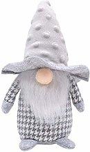 Christmas Gnomes Plush Knitted Santa Doll, Sayla