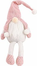 Christmas Gnomes Plush Santa Doll Decorations,