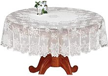 Christmas Lace Tablecloth Christmas Snowflake Lace