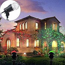 Christmas LED Projector Light - Waterproof