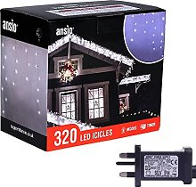 Christmas Lights 320 LED 11m/36ft Outdoor