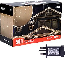 Christmas Lights 500 LED 17m/56ft Outdoor