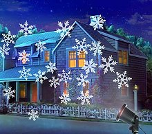 Christmas Lights Outdoor Xmas Lights Outside LED