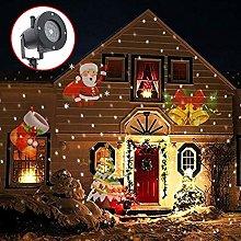 Christmas Lights Projector Outdoor Waterproof