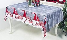Christmas Novelty Tablecloth: Design C
