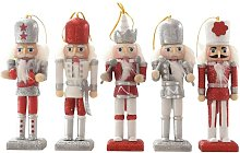 Christmas nutcrackers Decorations Christmas Wooden