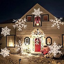 Christmas Projector Lights 12 Moving Changeable
