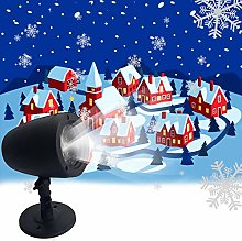 Christmas Snowflake Projector Lights, Outdoor