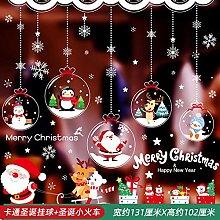 Christmas Stickers Glass Stickers Window Stickers