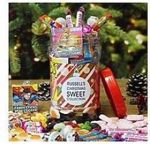 Christmas Sweets Jar