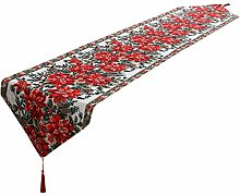 Christmas Table Runner Decorative Tablecloth Xmas