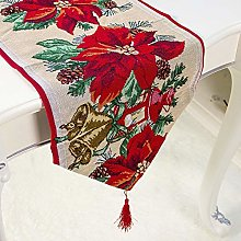 Christmas Table Runners - Luxury Tapestry Linen