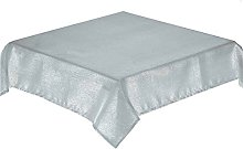 Christmas Tablecloth Embroidered Table Cover