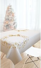 Christmas Tablecloth Saint Clair Paris
