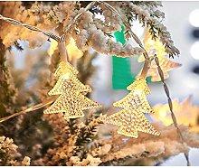 Christmas Tree Decoration Small Lanterns Flashing