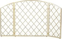 Christopher Knight Home Angella 3 Panelled Gold