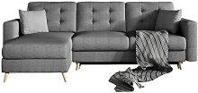 Christopher Reversible Sleeper Corner Sofa Selsey
