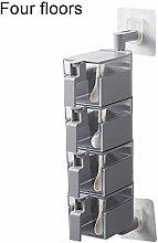 Christophy Spice Racks for Kitchen - Multi-tier
