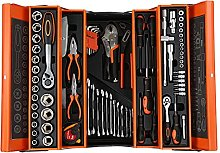 Chrome Hand Tool Kit, Carbon Steel Made for