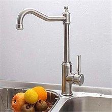 Chrome Kitchen Sink Tapstainless Steel Wash Basin