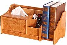 CHSEEA Real Wood Expandable Desk Organiser