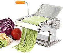 CHSEEO 1 Pack Stainless Steel Manual Pasta and
