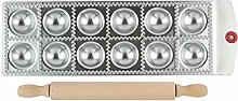 CHSEEO 12-Hole Stainless Steel