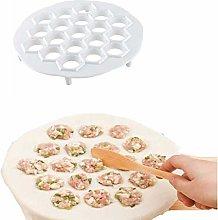 CHSEEO 19-Hole Plastic Ravioli/Pierogi/Dumpling