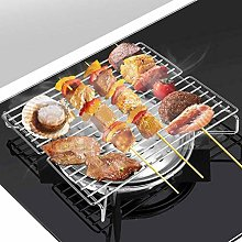 Chuanfeng Gas Grill Barbecue Grill, Portable BBQ