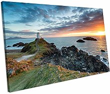 chuanghe3943 Unframe Canvas Printing Sunset
