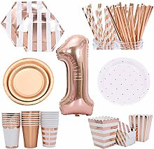 CHUANGXIN Birthday party tableware,Party