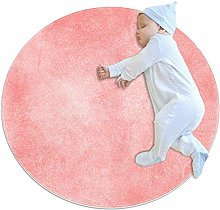 chuangxin Pink Kitchen rug washable entryway rug