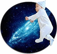 chuangxin Starry Sky And Universe Kitchen rug