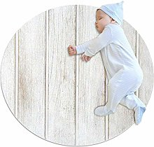 chuangxin White Wood Kitchen rug washable entryway