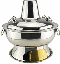 CHUN LING Charcoal Hotpot, Thickened Copper,