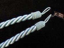 Chunky Rope Curtain Tiebacks – Per Pair – 15