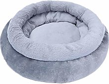 chunnron Pet Bed Cat Cave Cheap Dog Beds Fluffy