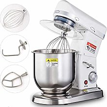 CHUTD 2020 Electric Food Mixer,5L Planetary Stand