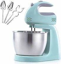 CHUTD 2020 Mini Electric Food Stand Mixer,with 3