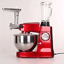 CHUTD Food Stand Mixer,6 Speed Kitchen Electric
