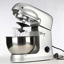CHUTD Food Stand Mixer,with 5L Mixing Bowl,6 Speed