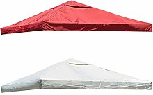 Chyuan Garden Gazebo Cover Replacement Roof for