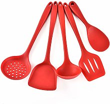Chyuanhua Silicone Kitchen Utensils 5pcs Silicone